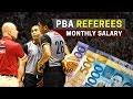 Magkano kaya ang sahod ng mga PBA referees?