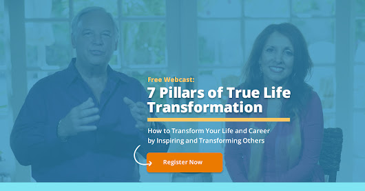 Webcast: How to Transform Your Life and Career