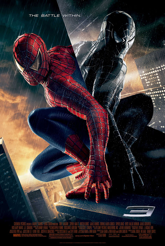 Spider-Man 3 (2007) Review: One Week With Spidey