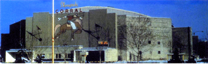 Calgary Stampede Corral 1988, Calgary Stampede Corral 1988