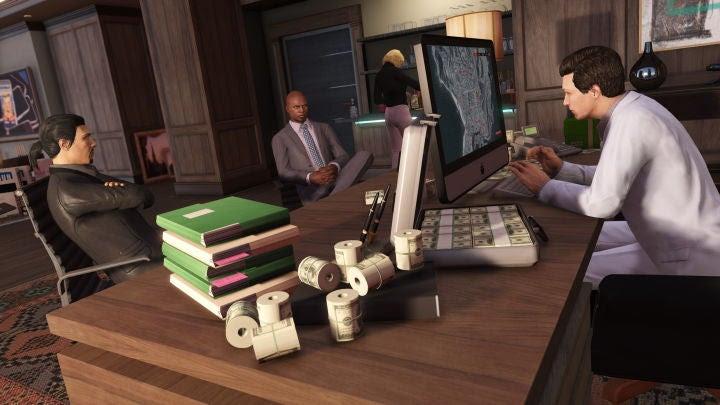 GTA Online - העדכון המשמעותי ביותר עד כה הוכרז!