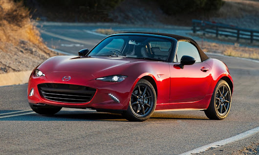 2016 Mazda MX-5 Miata: First Drive