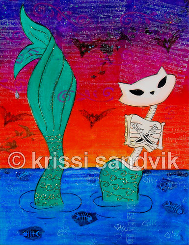 """""""Siren Song""""  FINISHED!"""