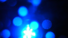 blue light-emitting diode
