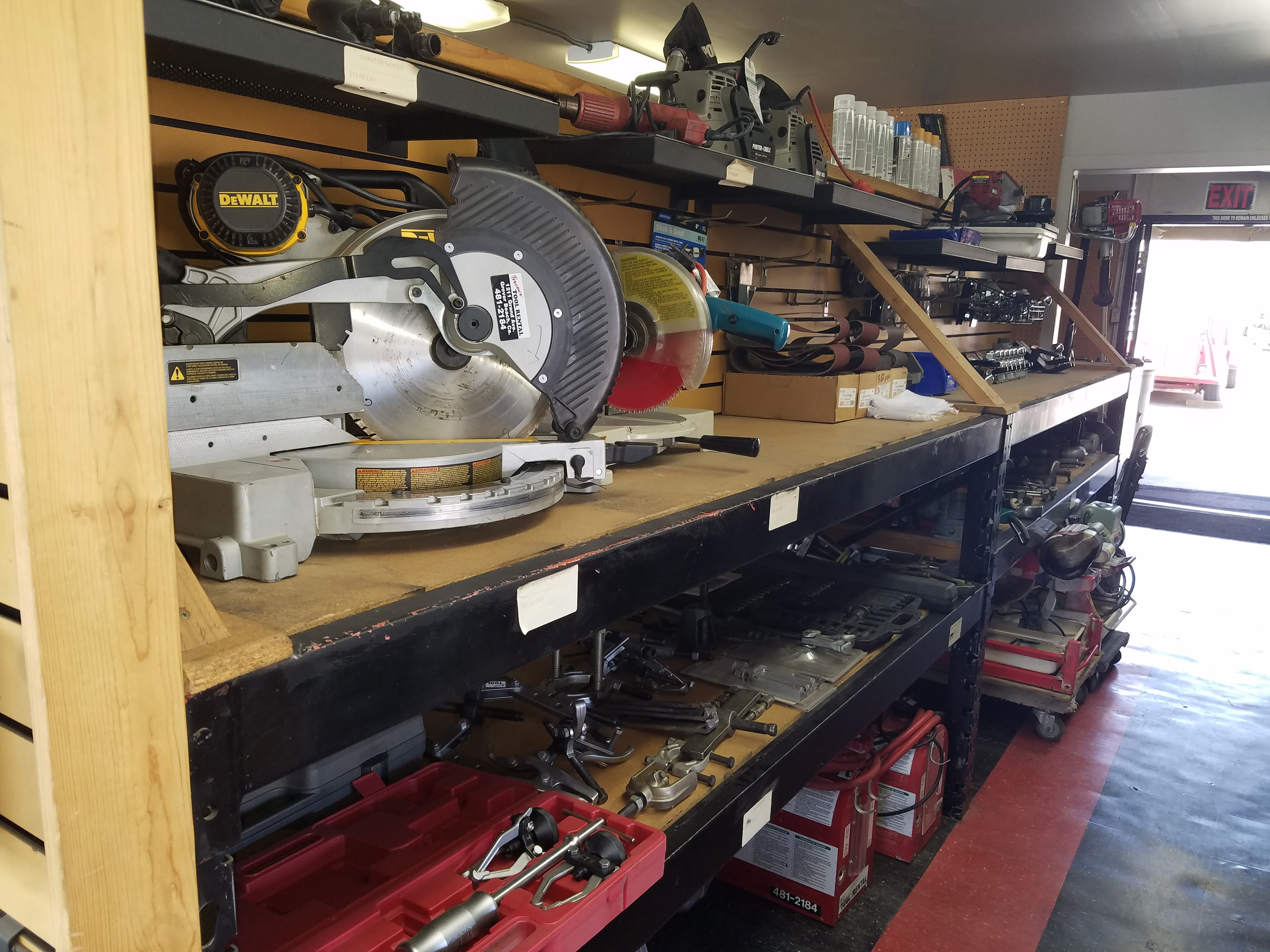 Grover Tool and Rentals