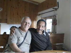 2007 Agosto - Jacinto e Pierre Rabhi - França