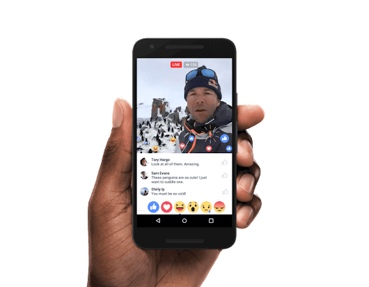 How Your Business Can Make Facebook Live Part of Its Marketing Strategy - LMS Solutions Inc | Full Service Advertising Agency