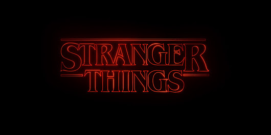 The Typography of 'Stranger Things' — Nelson Cash