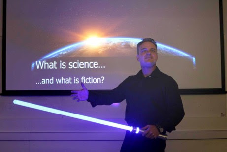 The Physics of Star Wars - An Elegant Weapon for a More Civilised Age? - Coffee With Kenobi