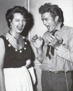 Sara Montiel & James Dean