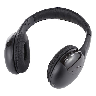[$4.74] Hi-Fi 5 in 1 Wireless Headphone