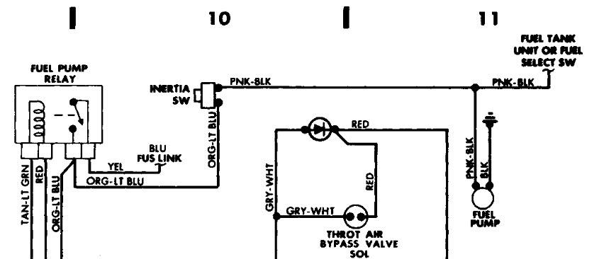 1988 Ford Ranger Wiring Diagram : 1988 Ford Ranger Coil