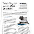 White Paper - Extend the Life of Wash Solutions