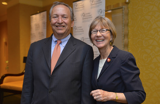 Lawrence Summers to Become Board Chair of the Center for Global Development