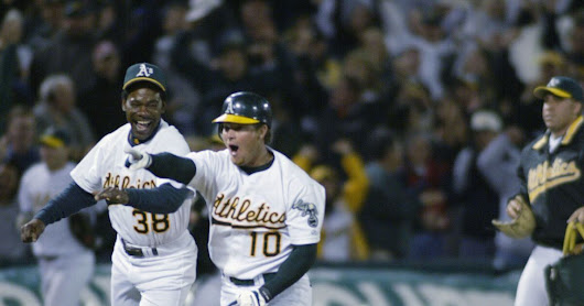 Although Their Streak Has Been Passed, The 2002 Oakland Athletics Light Shines On