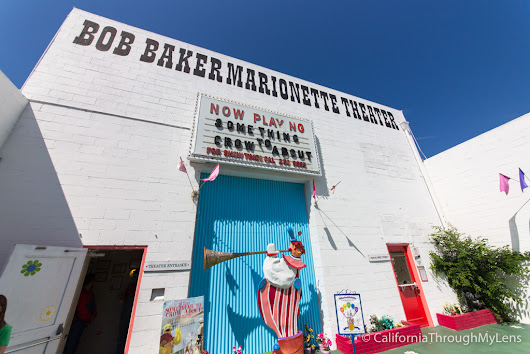 Bob Baker Marionette Theater in Los Angeles | California Through My Lens