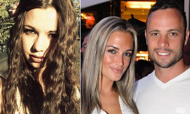 Oscar Pistorius preview with new girlfriend