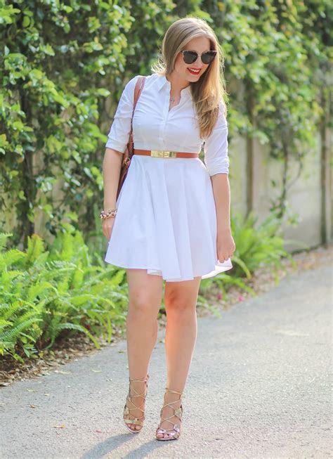 classic white shirt dress ashley brooke nicholas