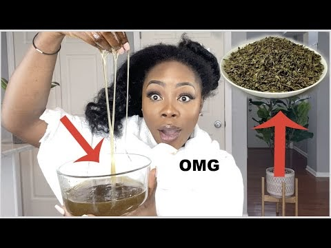 Nurse Mercy Gono Shows Us How To Use Ancient African Ambunu Herb For Massive Hair Growth