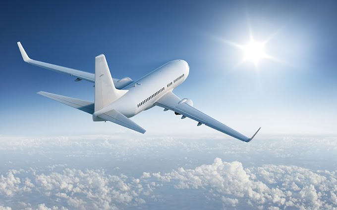 Why Are Aircrafts' Predominantly Painted White?