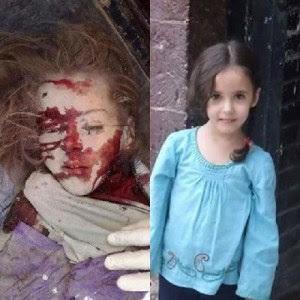 Era una bella bambina yemenita