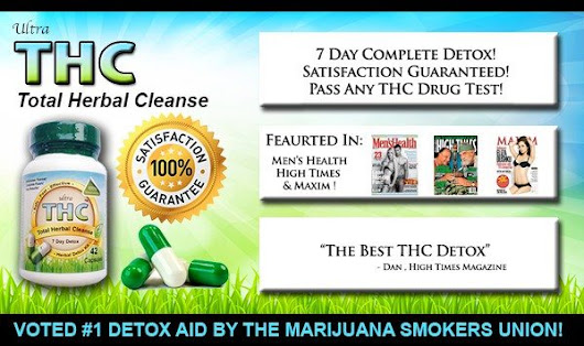 The Best Way To Get Marijuana Out Of Your System Fast To Pass A Drug Test - Marijuana Detox Pills - Pass A Urine Drug Test - Pass A Drug Test In 7 Days - Get Weed Out Of System Fast