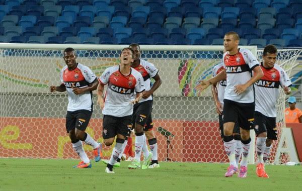 O time baiano venceu o Alvirrubro pelo placar de 3 a 1, na Arena das Dunas