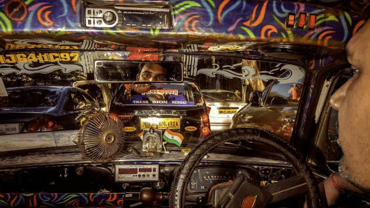 The End of Mumbai's Psychedelic Taxis, World Update - BBC World Service