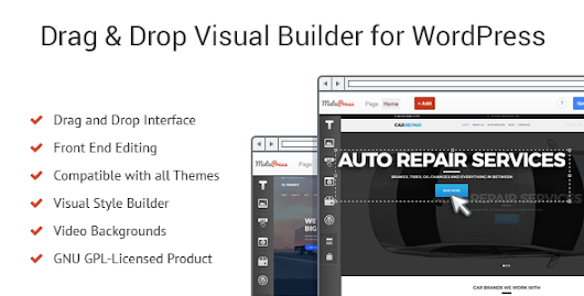 MotoPress Content Editor - Visual Builder for WordPress