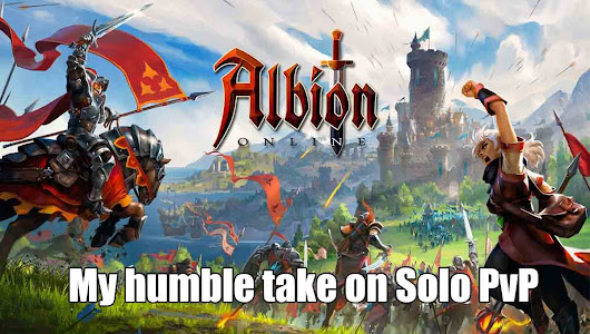 Does Albion Online Need More Solo Play Areas? -