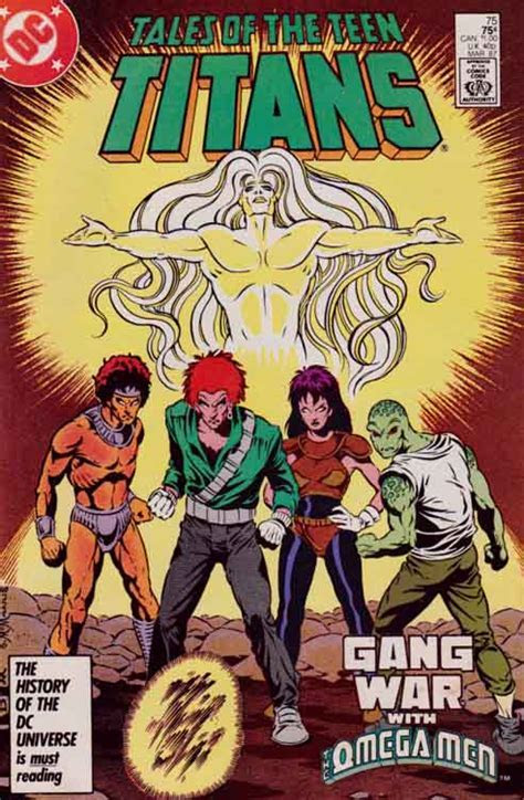 Tales of the Teen Titans Comic Books, Rare Tales of the