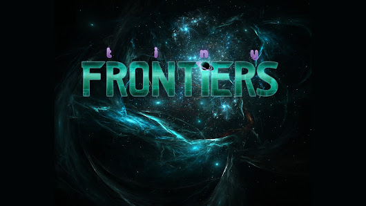 Tiny Frontiers: Minimalist Science Fiction Roleplaying
