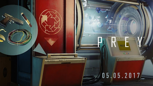 Prey's Latest Trailer Reminds You to Recycle – Capsule Computers