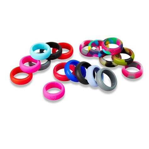 Silicone Wedding Rings   Trend Marketing Brands