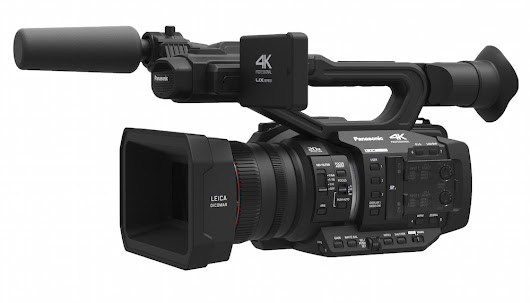 NAB 2016: Panasonic launches AG-UX90 and AG-UX180 4K camcorders - Audio Video Pro