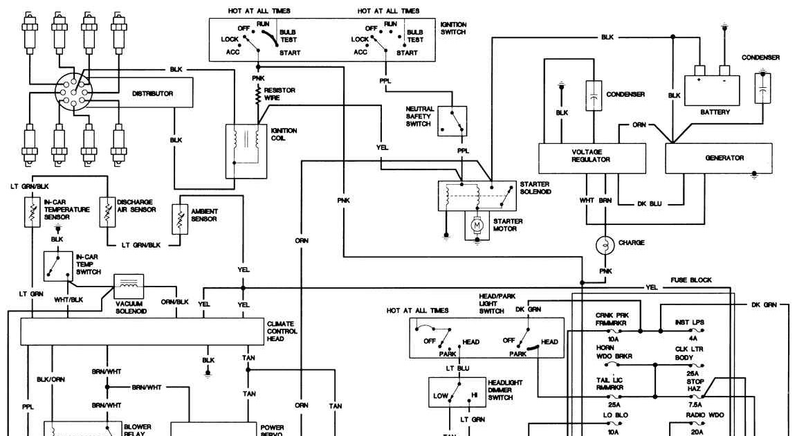 Wiring Diagram  30 2001 Cadillac Deville Radio Wiring Diagram