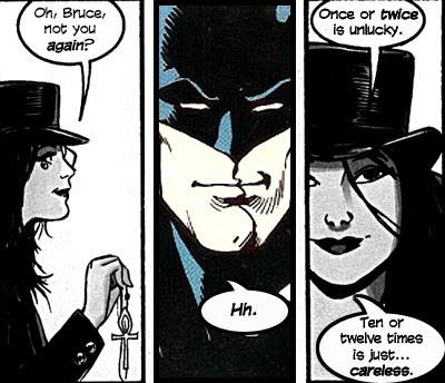 Batman and Death