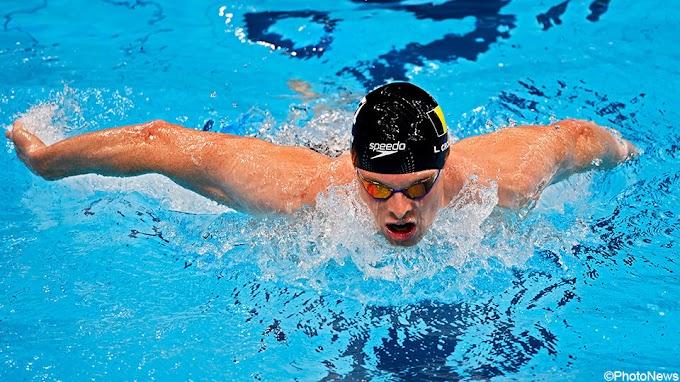 Croenen zwemt naar twee persoonlijke records tijdens wereldbeker in Kazan