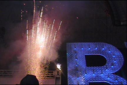 Crackle mine  indoor  pyrotechnic