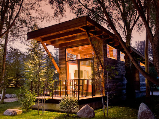 Home Ideas HQ Blog Taking Off w/ Tiny Houses