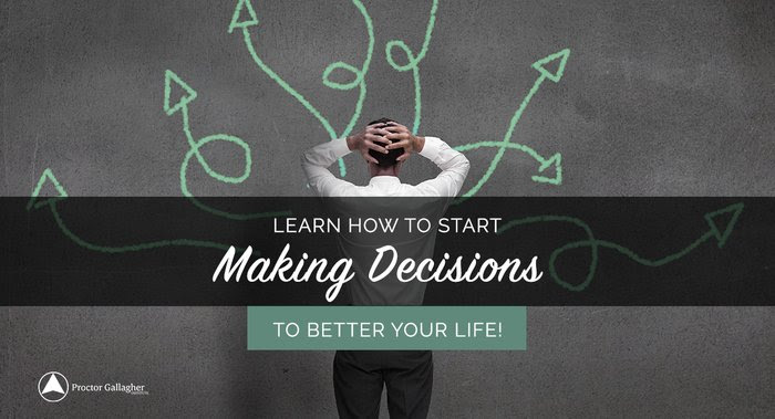 Decision Making Proctor Gallagher Institute