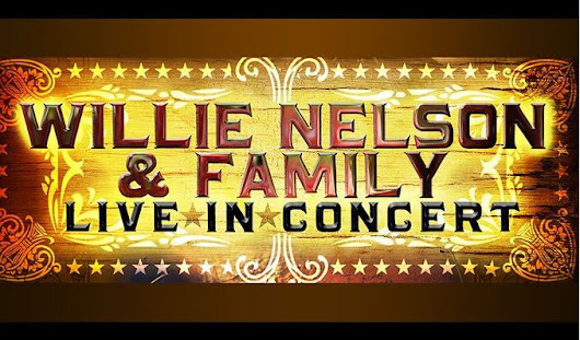 Willie Nelson & Family with Brent Amaker And The Rodeo • American Standard Time