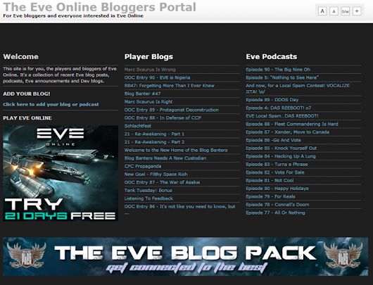 Interview With Cyber From Eve Bloggers