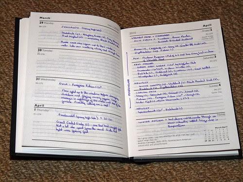 12420 - Recording Notebooks