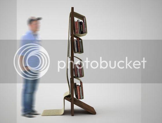 Dime Mexican Design bookcase