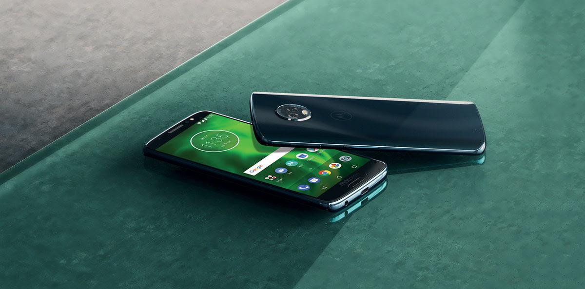 Motorola moto g6 - Project Fi Phone