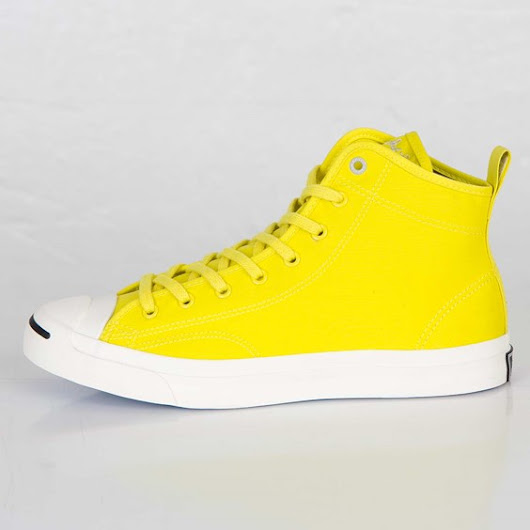 All Star Converse Jack Purcell Mid 'Hancock VA' – Yellow