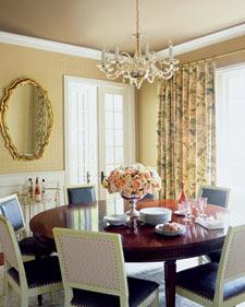 Decorating with Patterns - Martha Stewart Home & Garden