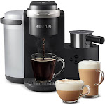 Keurig K-Cafe Single Serve K-Cup Coffee, Latte and Cappuccino Maker