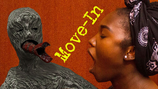 Move-in - A short film in the horror-romance series
